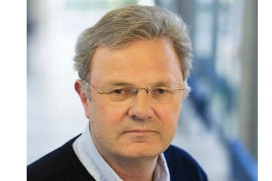 Wolfgang Baumeister, Direktor am Max-Planck-Institut für Biochemie.