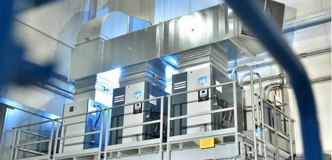 GA+-Kompressoren