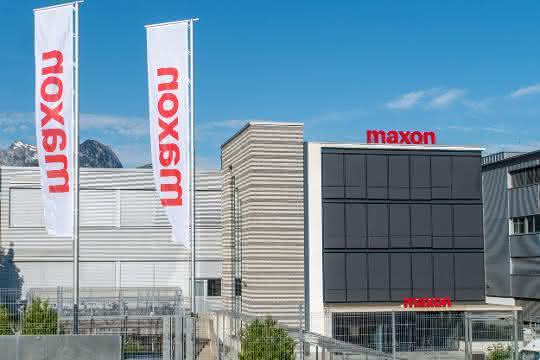 Maxon-Branding
