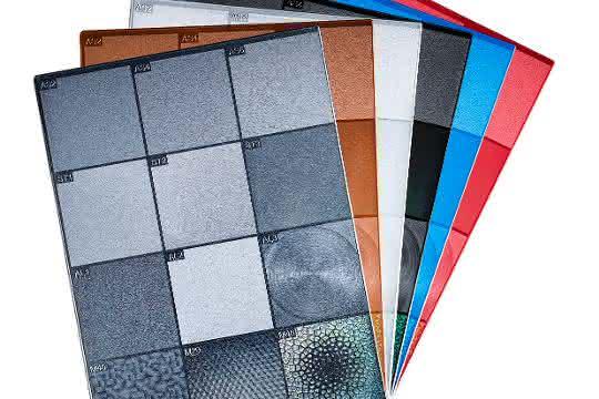 Matte Oberflächen liegen aktuell im Trend.