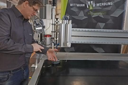 Spanende Bearbeitung von Acrylglas