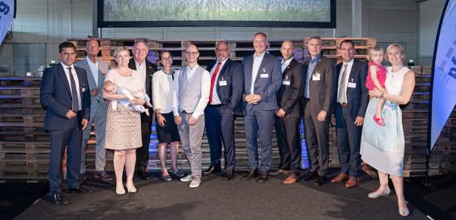 """Nachhaltiges Logistikzentrum: pfenning logistics nimmt """"multicube rheinhessen"""" in Betrieb"""