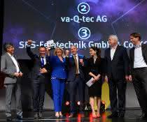 Innovationspreis: Deutscher Mittelstands-Summit prämiert innovative Unternehmen