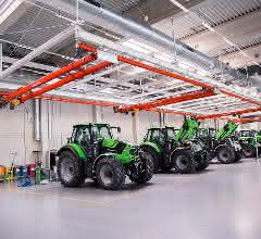 Kito-Deutz-Fahr-Traktorenwerk