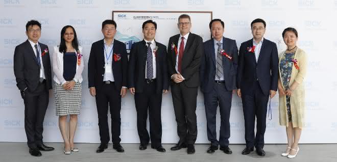 Neuer Logistik-Hub für Sensorhersteller: Sick eröffnet neues Distributionszentrum in China