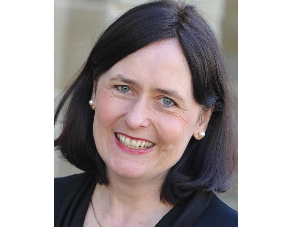 Neu gewählte DFG-Präsidentin Katja Becker