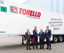 Langjährige Zusammenarbeit: Krone und Torello feiern Kooperation
