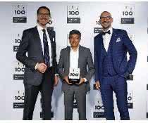 Auszeichnung Top 100