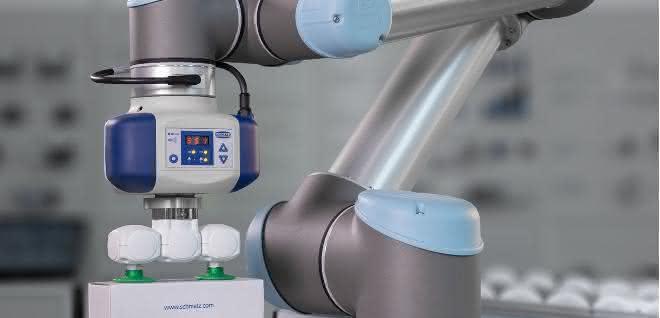 Schmalz-Vakuum-Erzeuger ECBPi