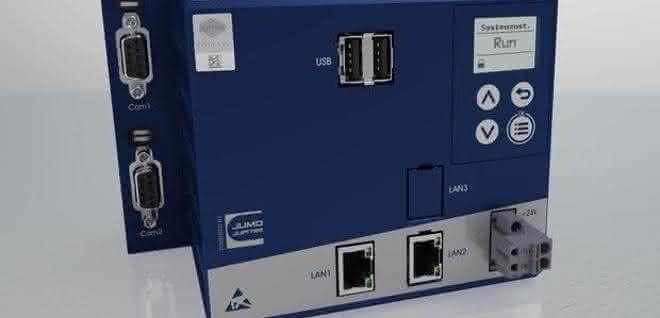 Zentraleinheit des Automatisierungssystems Varitron 500