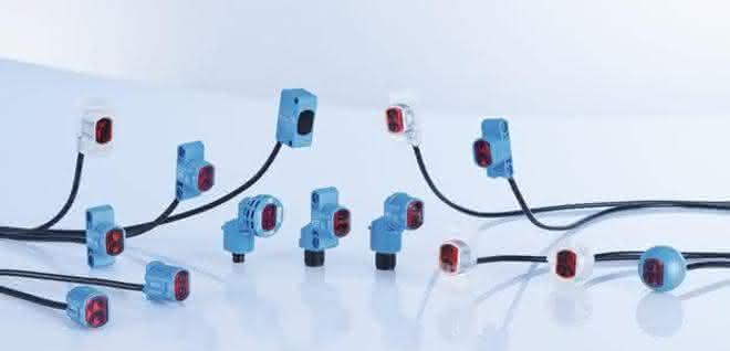 Lichtschranken-Produktfamilie Z18 Simplesense