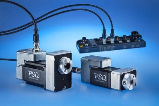 Direktantriebe PSD von Halstrup-Walcher