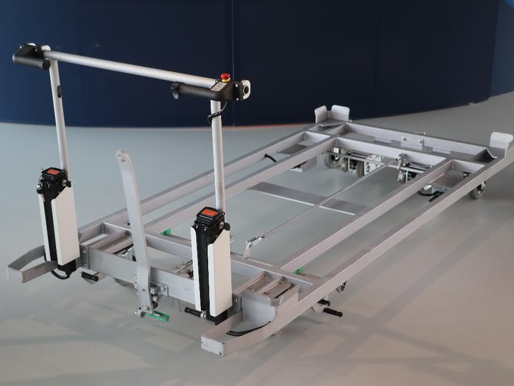 Systemintegration ermöglicht: Von der Anfahrhilfe zum modularen Baukastensystem