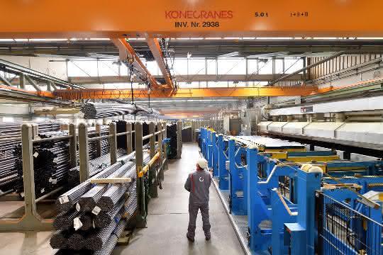 Servicesparte integriert: Services von Konecranes und Demag unter einem Dach