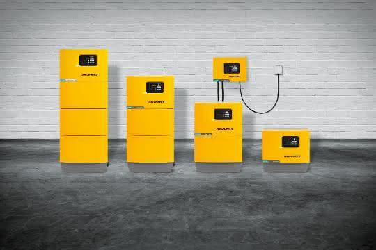 Hochfrequenz-Ladegerät ausgezeichnet: Best of Industry Award für Batterieladesystem