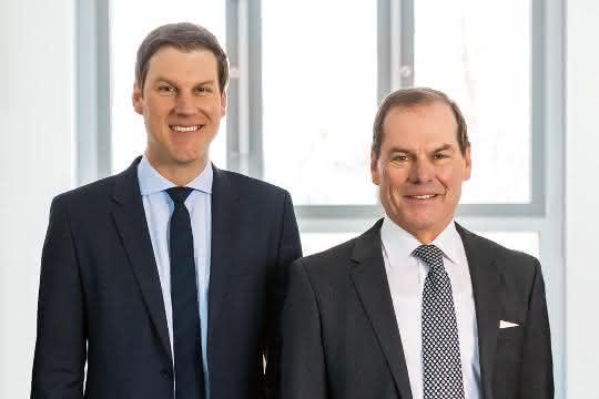 Christian (links) und Wolf-Gerd Dieffenbacher