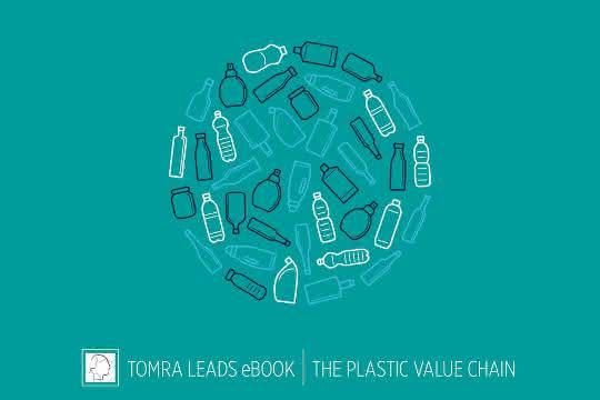 Cover des E-Books zum Kunststoff-Recycling