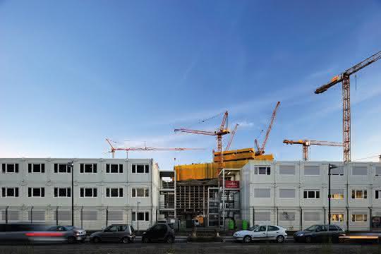 Containerbauten