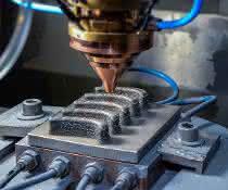 Laser-Pulver-Auftragschweißen