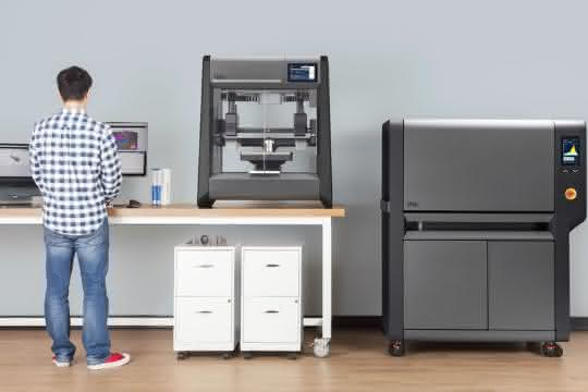 Metav 2018: Metallbearbeitung am 3D-Drucker