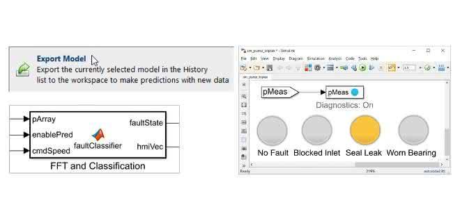 Exportieren des genauesten Modells