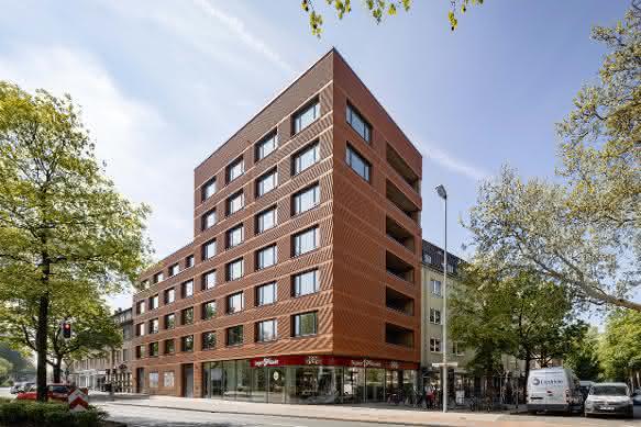 Profilklinker setzt architektonische Akzente