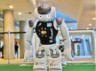 Roboter von B-Human