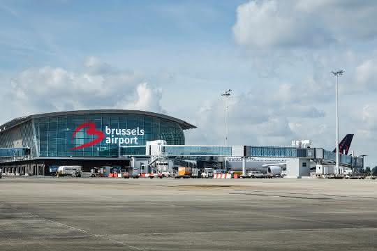 Vanderlande-Brussels Airport