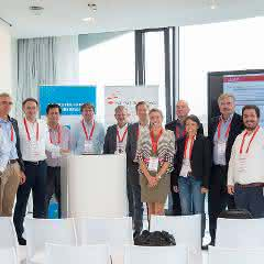 Projektteams des 5th Munich Life Science Pitch Day 2019