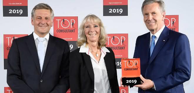 Klinkhammer als Top-Consultant ausgezeichnet