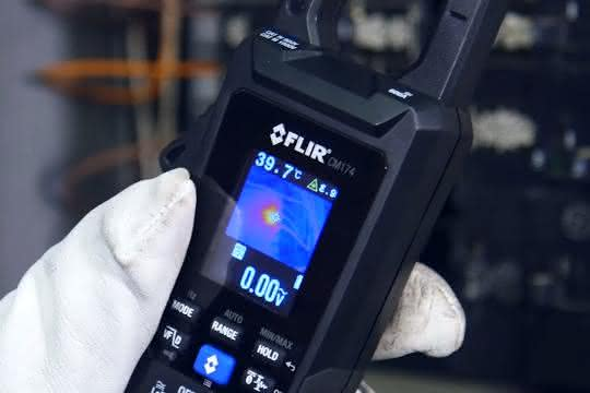 Highlight der Woche: Condition Monitoring mit FLIR