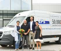 "50.000 ""Junge Sterne"" Transporter verkauft"
