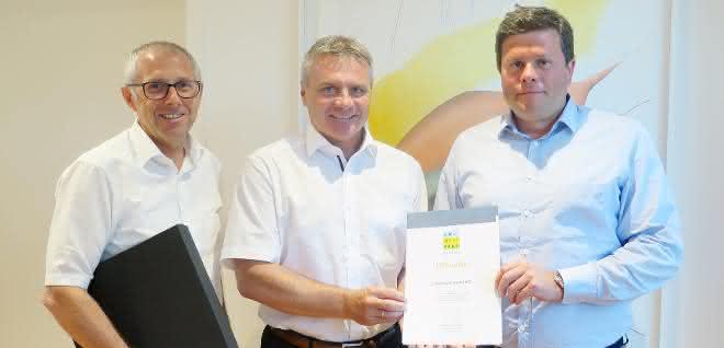 Auszeichnung: Bayerisches Umweltministerium ehrt Leipfinger-Bader