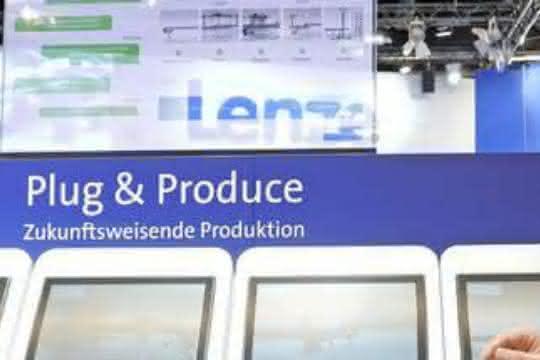 Plug & Produce aus Industrie-4.0-Konzepten