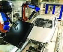 Oberflächeninspektion im Automotive-Bereich