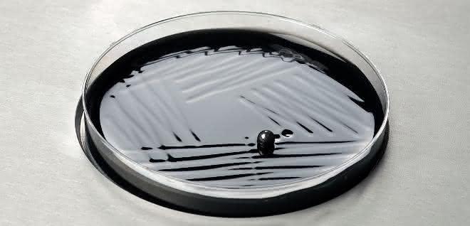 Bild 2: Rolling bead technology: 4-Quadranten-Ausstrich.