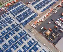 Nachhaltigkeit: Gebrüder Weiss profitiert von Photovoltaik