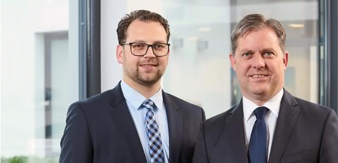 Jan Fritzensmeier (links) und Sven Kaiser