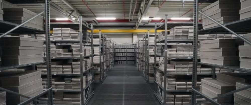 Aus materialfluss SPEKTRUM 2019: Regal-Lösung für E-Commerce-Anbieter