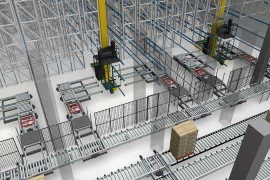 Aus materialfluss SPEKTRUM 2019: TGW realisiert automatisiertes Lager für Tiefkühl-Spezialisten