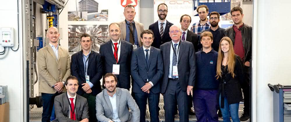 Kooperationsvereinbarung unterzeichnet: AR Racking und Universität von Mondragon kooperieren