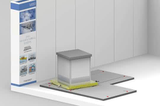 Transportplattformen für die Intralogistik: Sperrige Teile bewegen