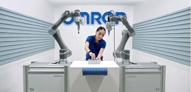 Mobile Robotik: Flexible Linie