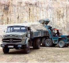 Mercedes-Benz LAK 1620 Allrad-Kipper