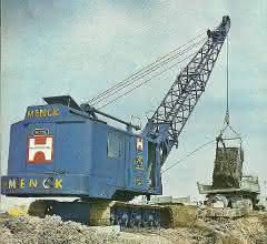 Menck-Seilbagger