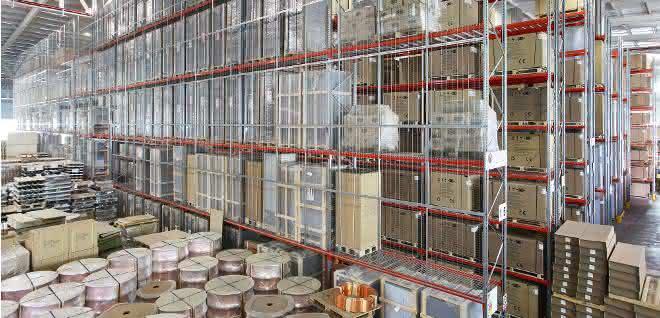 Kühlmöbelanbieter: Neues Lager um Wein zu lagern