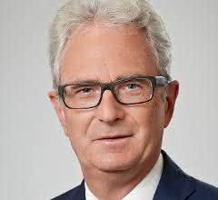 Ulrich Ackermann, Außenhandelsleiter des VDMA
