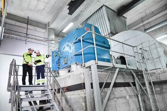 Antriebstechnik: Aus Abfall Energie gewinnen