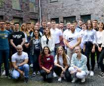 Ausbildungsstart: L.I.T. Gruppe heißt  29 Berufseinsteiger willkommen