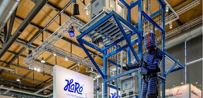 Energierückgewinnender Vertikalförderer